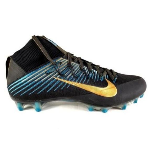 finest selection 25142 d6868 Nike Vapor Untouchable 2 Football Cleats 12 Black